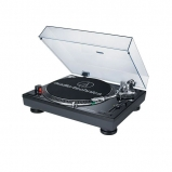 Audio Technica ATLP120USBHCBBK Professional Direct-Drive Turntable in Black - Open Box