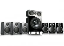Wharfedale DX-2 7.1 Speaker Package Bundle in Black