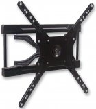 LMount LMT404SSFM Slim Full Motion LCD TV Bracket for 23 inch to 42 inch Televisions