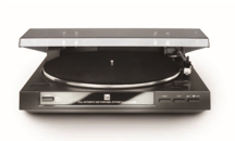 Dual MTR-15 Full Automatic Turntable in Black with USB out