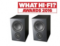 Mission LX-2 Black Wood Bookshelf Speaker Pair - What HiFi? Award Winner