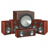Monitor Audio Bronze 1 AV 5.1 Speaker package Rosemah