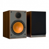 Monitor Audio Monitor 100 Bookshelf Speakers in Walnut