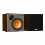 Monitor Audio Monitor 50 Bookshelf Speakers in Walnut