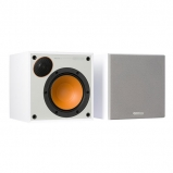 Monitor Audio Monitor 50 Bookshelf Speakers in White