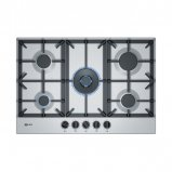 Neff T27DS59N0 75cm Hob Stainless Steel