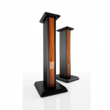 Acoustic Energy Reference Speaker Stands Piano Cherry