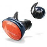 Bose SoundSport Free Truly Bluetooth Wireless In-Ear Earbud Headphones Bright Orange