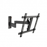 Vogels WALL 3245 Full Motion TV Wall Mount for 32 to 55 Inch TVs Black