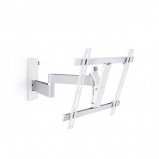 Vogels WALL 3245 Full Motion TV Wall Mount for 32 to 55 Inch TVs White