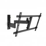 Vogels WALL 3345 Full Motion TV Wall Mount for 40 to 65 Inch TVs Black