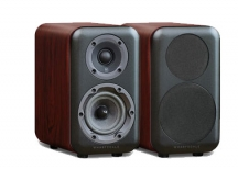 Wharfedale D310 Bookshelf Speakers (Pair) in Rosewood