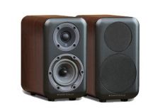 Wharfedale D310 Bookshelf Speakers (Pair) in Walnut