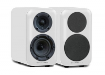 Wharfedale D320 Bookshelf Speakers (Pair) in White