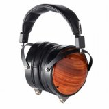 LCD-X Open Circumaural Headphones Leather Free + Travel Case