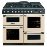 Hotpoint Cannon CH10755GFS 100cm Gas Range Cooker in Cream with FSD