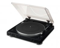 Denon DP200 USB Turntable with MP3 Decoder in Black