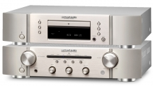 Marantz PM5005 & CD5005 System in Silver Gold