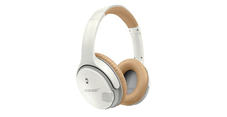 Bose SoundLink Around-Ear Wireless Headphones II in White