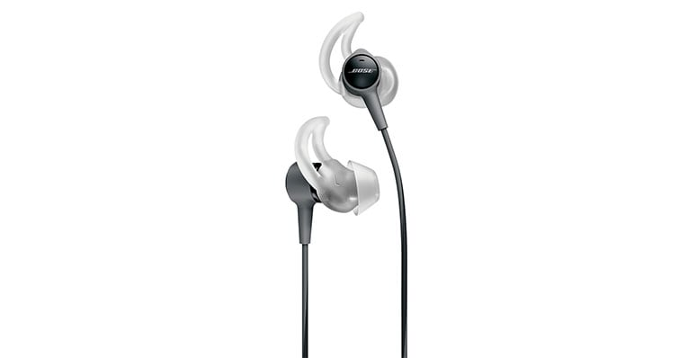 Bose SoundTrue Ultra In-Ear Headphones in Charcoal Black for Selected Samsung and Android Devices