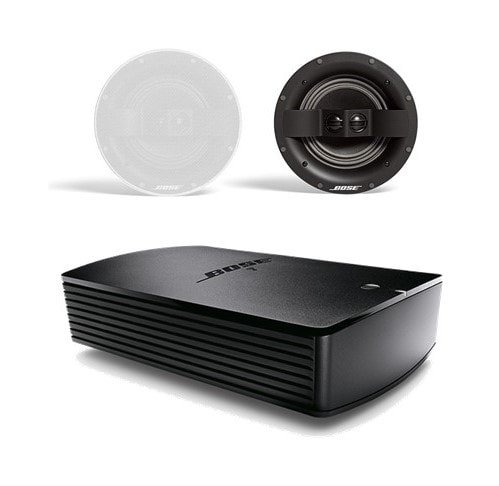 Bose® SoundTouch® SA-5 Amplifier with Bose® Virtually Invisible® 791 Ceiling Speakers II