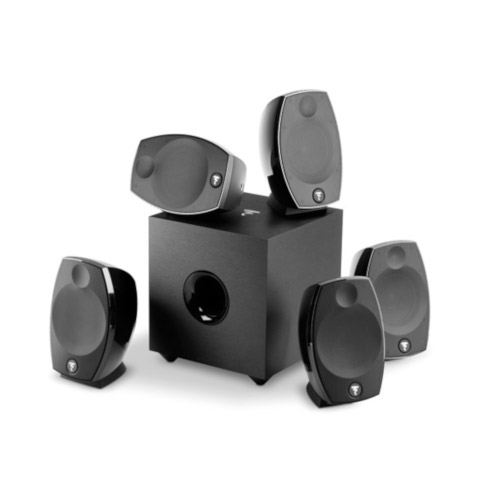 Image of Focal Sib Evo 5.1 Home Cinema System