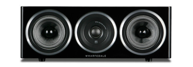 Wharfedale Diamond 11.CC Centre Speaker in Rosewood