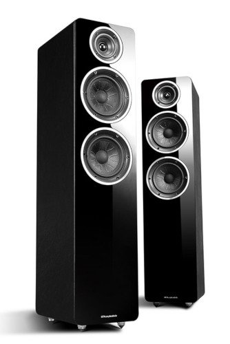 Wharfedale Diamond A2 Active Speakers in Black