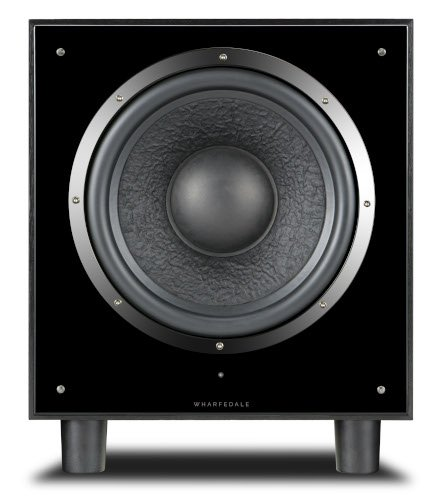 Wharfedale SW-12 Subwoofer in Black