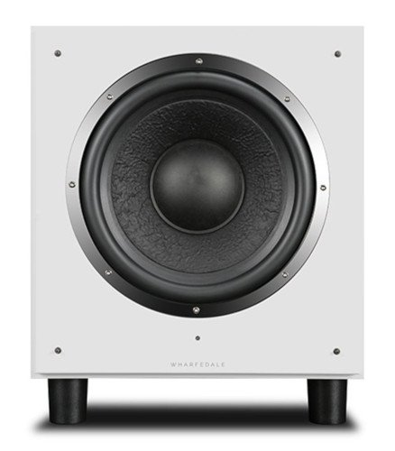 Wharfedale SW-12 Subwoofer in White