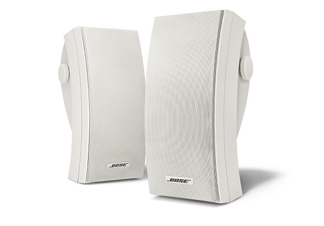 Bose® 251® Environmental Speakers in White