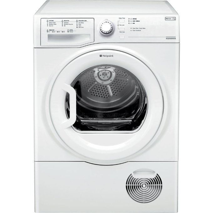 Hotpoint TCFS83BGP Heat Pump Tumble Dryer