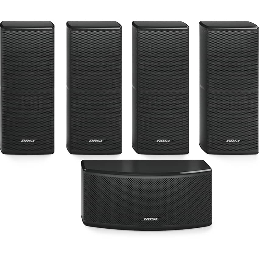 Bose® Lifestyle® 600 Home Cinema System in Black