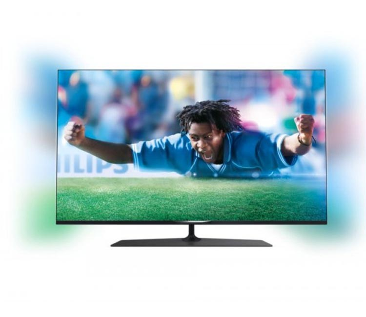 Philips 42PUS7809 42 Full UHD 4K 3D Smart LED TV PLUS FREE 5 Year Warranty