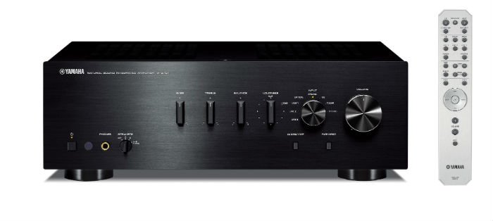 Yamaha AS701B Integrated Amplifier in Black