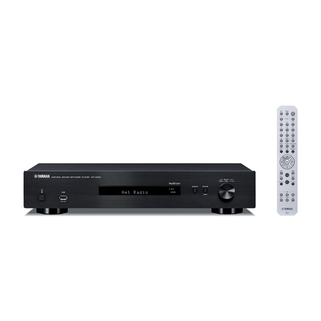 Yamaha NPS303 Network Player in Black