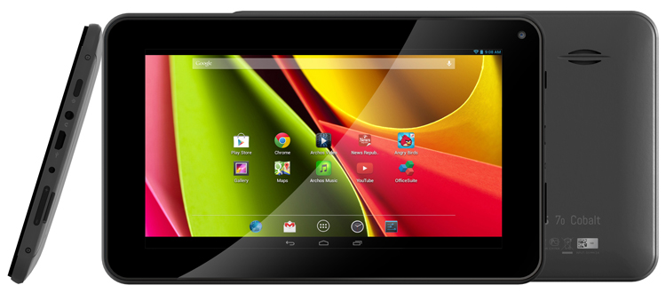 CLEARANCE  Archos 70 COBALT 7 inch Tablet with WiFi 8GB HDD & 1.2GHz Processor