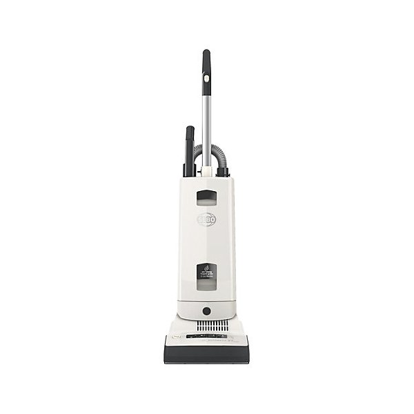 Sebo 91501GB Automatic X7 ePower Vacuum Cleaner in White