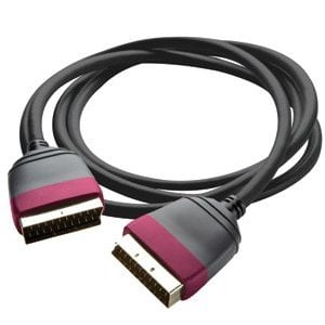 Image of Alphason AC-SCART2M Scart 2m Cable
