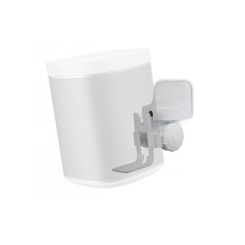 Stockists of Alphason AS1001W Sonos PLAY:1 Swivel and Tilt Wall Bracket in White - Single