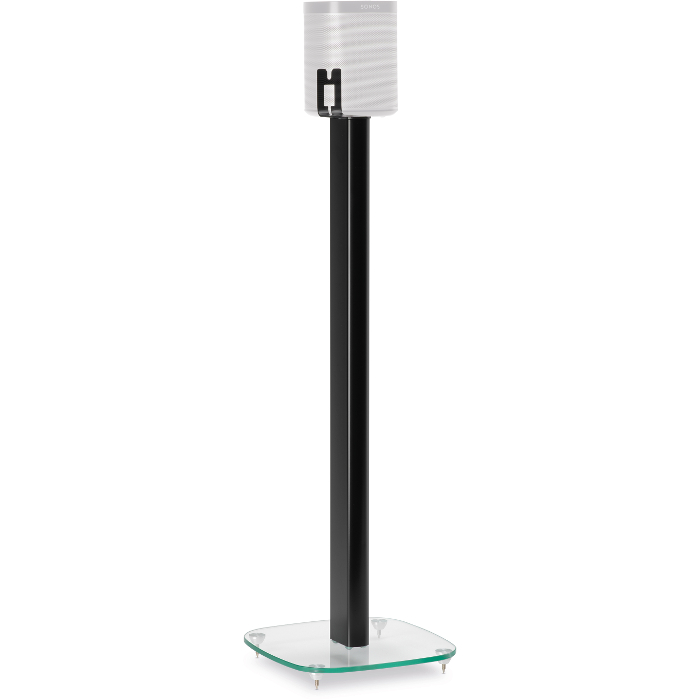 Alphason AS1003B Sonos PLAY1 Floor Stand in Black  Single
