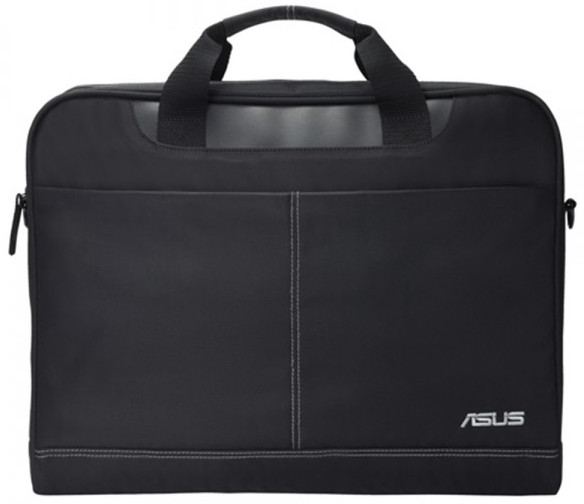 Asus Laptop Bag in Black with Shoulder Strap and Handle For Up to 15.6 inch Laptops