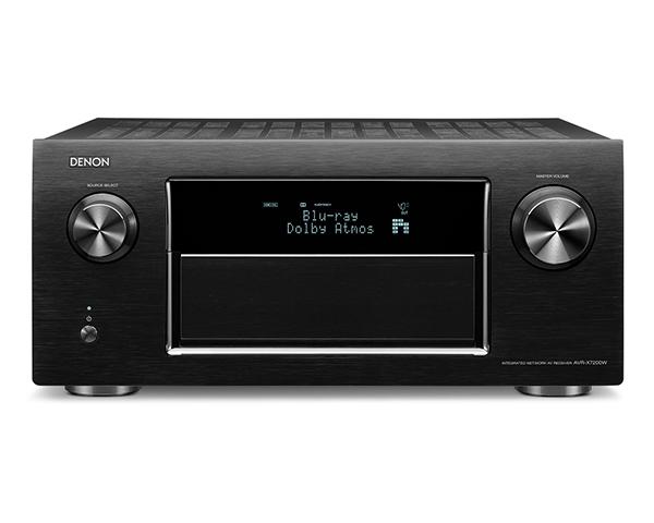 Denon AVRX7200W 9CH Network Receiver with Bluetooth