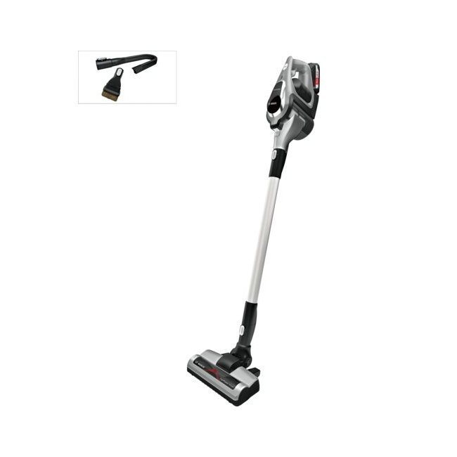 Bosch BCS111GB Cordless Upright Vacuum Cleaner in Silver