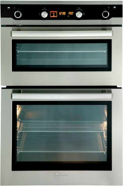 Blomberg BDO9564X 60cm Double Oven in Stainless Steel