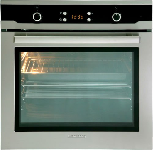 Blomberg BEO9444X Single Electric Oven in Stainless Steel