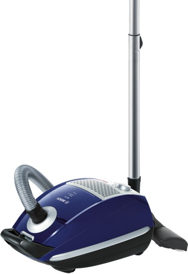 Stockists of Bosch BSGL5AL2GB GL-50 Bagged Cylinder Cleaner in Moonlight Blue