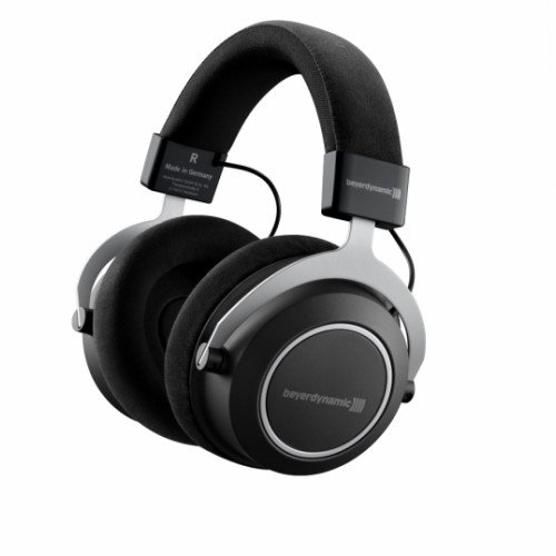 Beyerdynamic Amiron Wireless High-end Tesla Bluetooth headphones with sound personalization (closed) Black