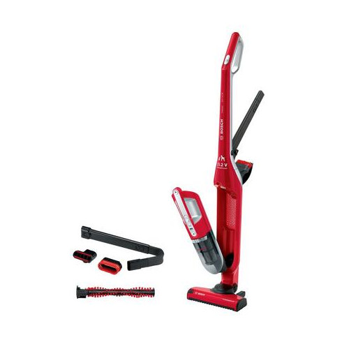 Image of BBH3PETGB Cordless Vacuum Cleaner with up to 55 Minutes Run Time | Red