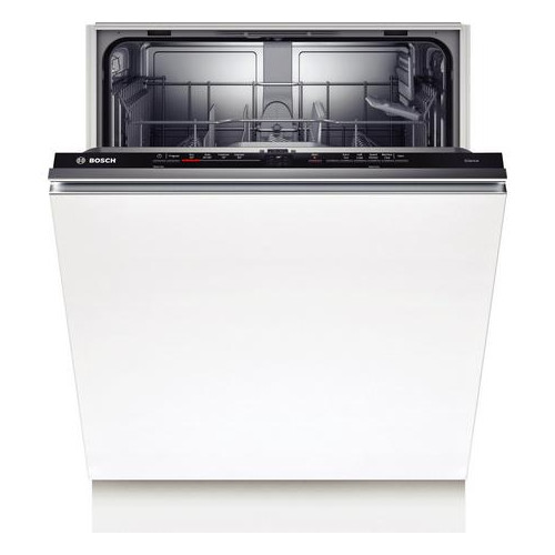 Bosch SGV2ITX18G Full Size Built-in Dishwasher Black 12 Place Settings